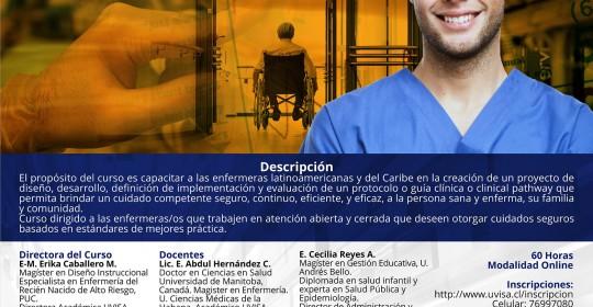 Estandarización del cuidado de enfermería (eLearning)