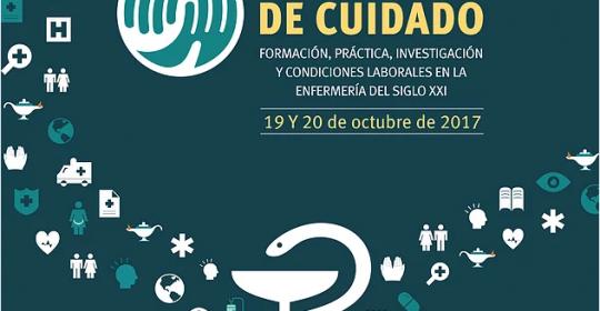 """XXI Seminario Internacional del Cuidado: """"Formación, Práctica, Investigación y Condiciones laborales de la Enfermería en el siglo XXI"""""""