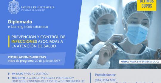 Diplomado en Prevención y Control de Infecciones Asociadas a la Atención en Salud