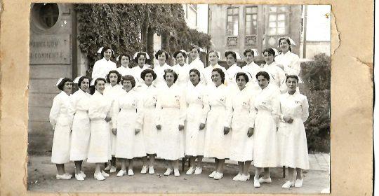 Formar enfermeras, no empleadas domésticas