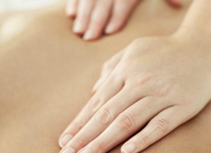 El efecto del masaje en personas mayores con agitación por demencia