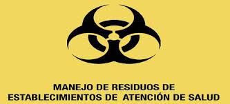 Curso MANEJO DE REAS (Residuos en Establecimientos de Salud)