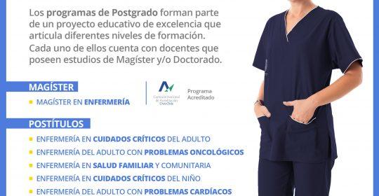 Programa de Postgrado Enfermería UC 2017