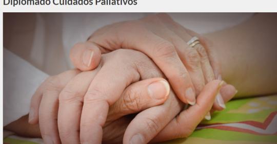 Diplomado semipresencial o b-learning de Cuidados Paliativos