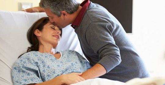 El paciente lo verá ahora; las horas de visita.