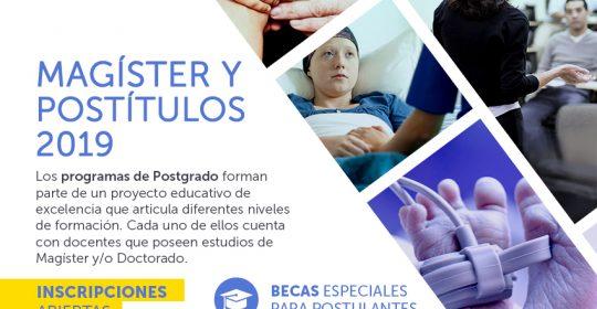 Programas de Postgrado Escuela de enfermería UC