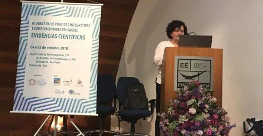 Destacando labor de enfermera holística chilena: Lucy Jure