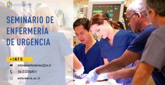 Seminario de Enfermería de Urgencia