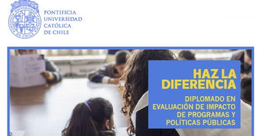 Diplomado en Evaluación de Impacto de Programas y Políticas Públicas