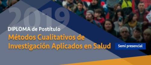 Métodos Cualitativos de Investigación Aplicados en Salud (Diploma 2019)