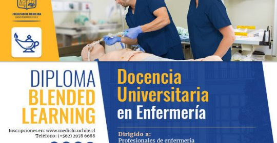 Diploma Blended – Learning Docencia Universitaria en Enfermería