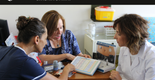 DIPLOMADO EN FORMACIÓN DE ENFERMERAS/OS EN EDUCACIÓN PARA EL CUIDADO DE PERSONAS CON DIABETES MELLITUS