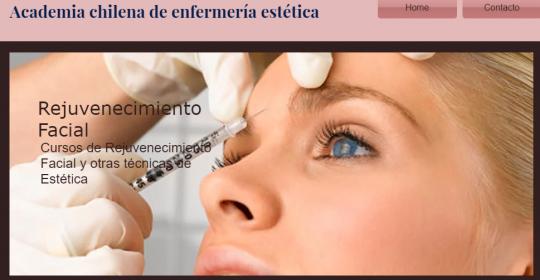 Cursos de Rejuvenecimiento Facial y otras técnicas de Estética